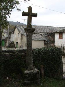 Crucero de la Iglesia de Castrelos