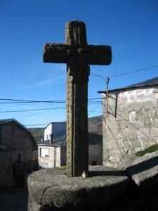 Crucero de la Iglesia de Castromil